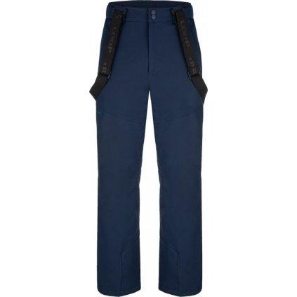 Pánské lyžařské kalhoty LOAP Flocky modrá