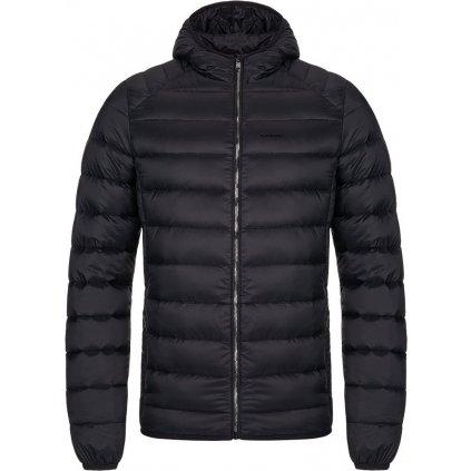 Pánská péřová bunda LOAP Ipren černá