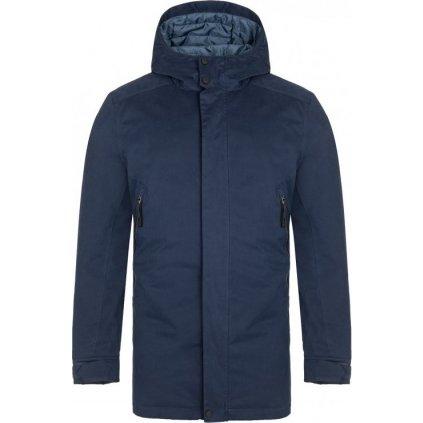 Pánský zimní kabát LOAP Nakio modrá