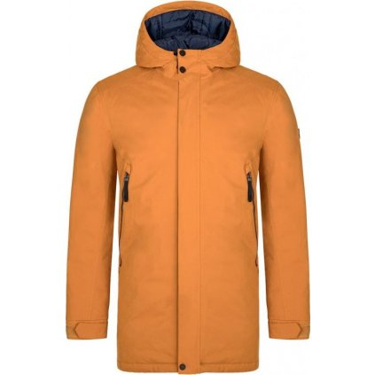Pánský zimní kabát LOAP Nakio žlutá
