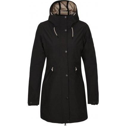 Dámská nepromokavá bunda ALPINE PRO Nadija černá