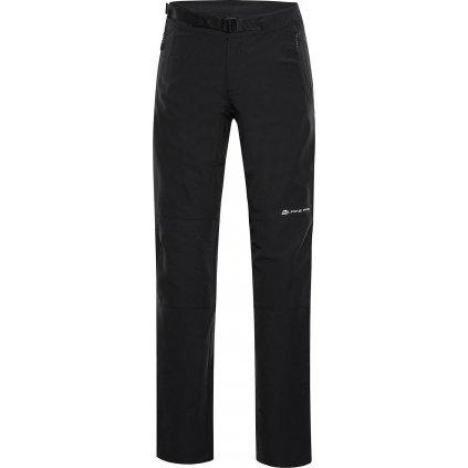 Dámské softshellové kalhoty ALPINE PRO Munika 2 černá
