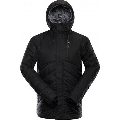 Pánská zimní bunda ALPINE PRO Gabriell 4 černá