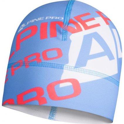 Sportovní čepice ALPINE PRO Marog modrá