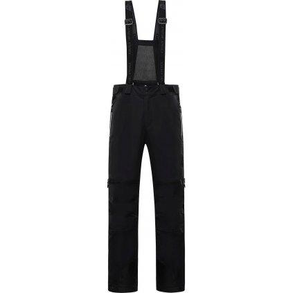 Pánské lyžařské kalhoty ALPINE PRO Nudd 6 černá