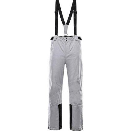 Pánské lyžařské kalhoty ALPINE PRO Sango 8 šedá