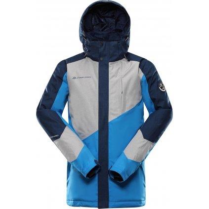 Pánská lyžařská bunda ALPINE PRO Sardar 3 modrá