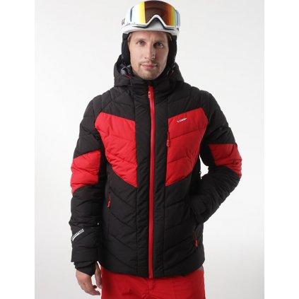 Pánská lyžařská bunda LOAP Olly černá
