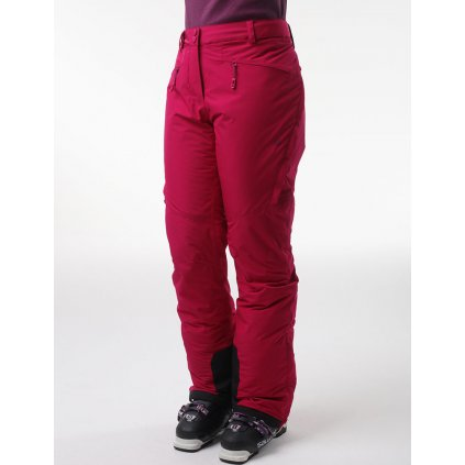 Dámské lyžařské kalhoty LOAP Olka růžová