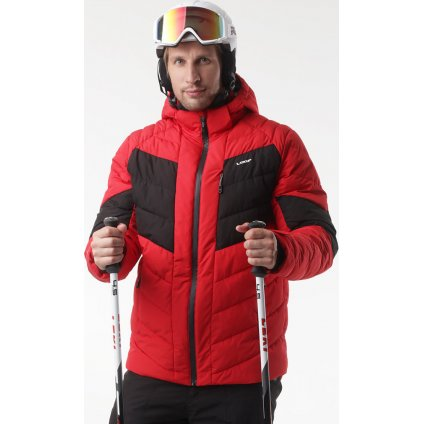 Pánská lyžařská bunda LOAP Olly červená