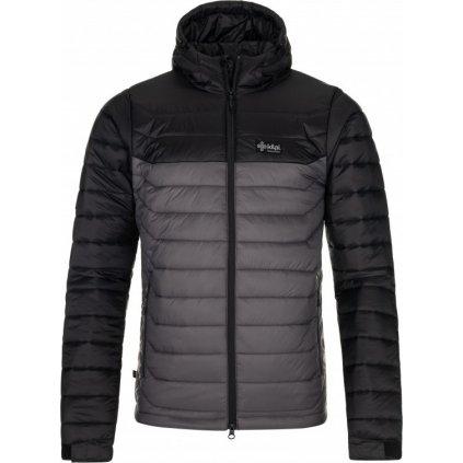 Pánská zimní bunda KILPI Smithers-m černá