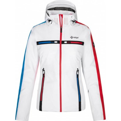 Dámská lyžařská bunda KILPI Hattori-w bílá