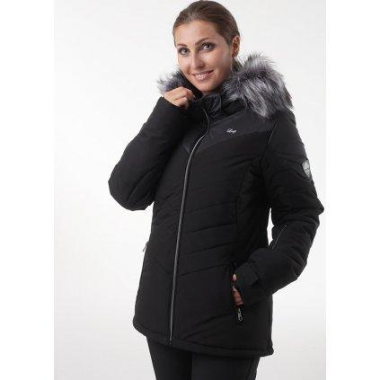 Dámská lyžařská bunda LOAP Okira černá