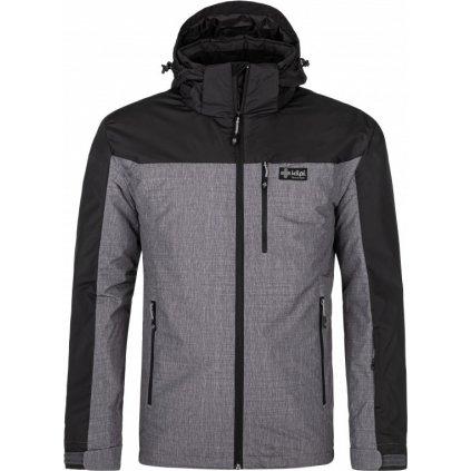 Pánská lyžařská bunda KILPI Flip-m černá