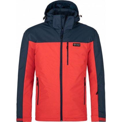 Pánská lyžařská bunda KILPI Flip-m červená