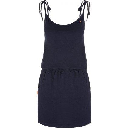 Dámské sportovní šaty LOAP Bastine modré