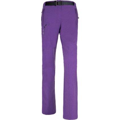 Dámské outdoorové kalhoty KILPI Wanaka-w fialová