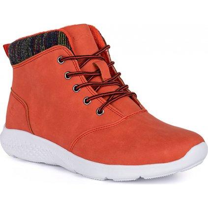 Dámské zimní boty LOAP Ystera červená