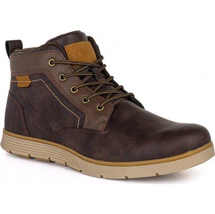 Pánské zimní boty LOAP Onics hnědá
