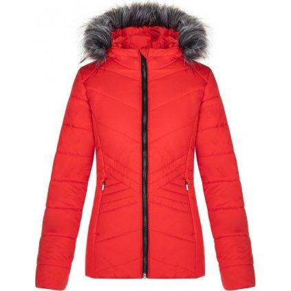 Dámská zimní bunda LOAP Tarra červená