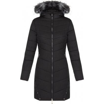 Dámský zimní kabát LOAP Talka černá