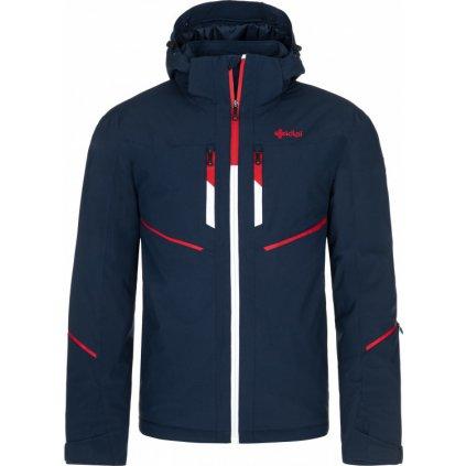 Pánská lyžařská bunda KILPI Tonn-m tmavě modrá