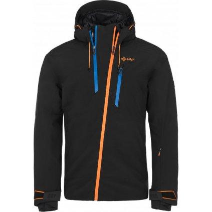 Pánská lyžařská bunda KILPI Thal-m černá