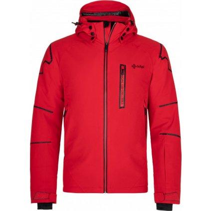 Pánská lyžařská bunda KILPI Turnau-m červená