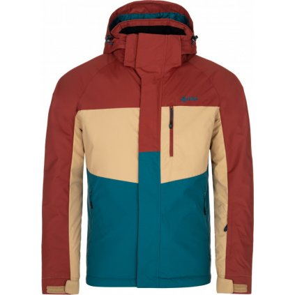 Pánská lyžařská bunda KILPI Ober-m červená
