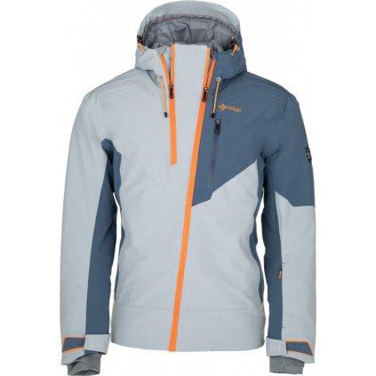 Pánská lyžařská bunda KILPI Thal-m světle modrá