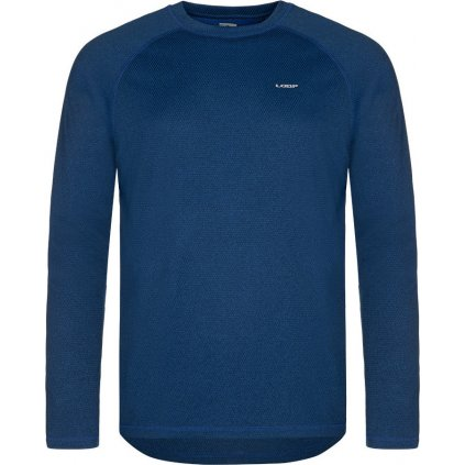 Pánské termo triko LOAP Pedro modrá