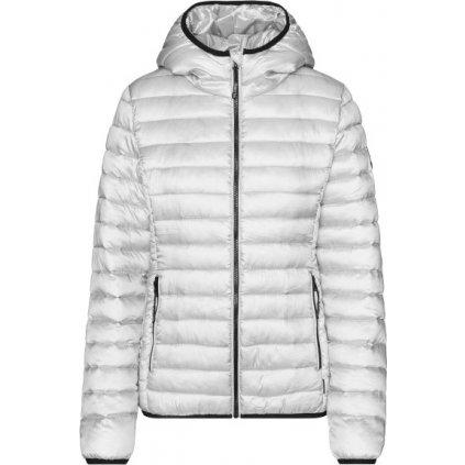 Dámská zimní bunda SAM 73 Dorothy světle stříbrná