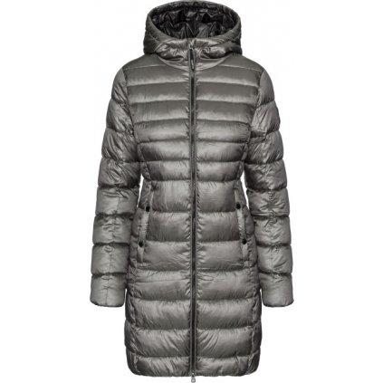 Dámský zimní kabát SAM 73 Alexandra stříbrná