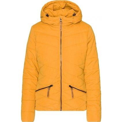 Dámská zimní bunda SAM 73 Fenella žlutá