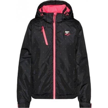 Dámská zimní bunda SAM 73 Aisling černá