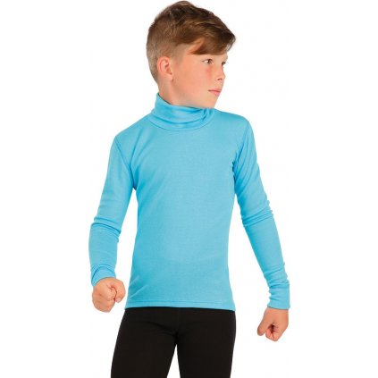 Dětský termo rolák LITEX modrá