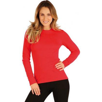 Dámské termo tričko LITEX červená