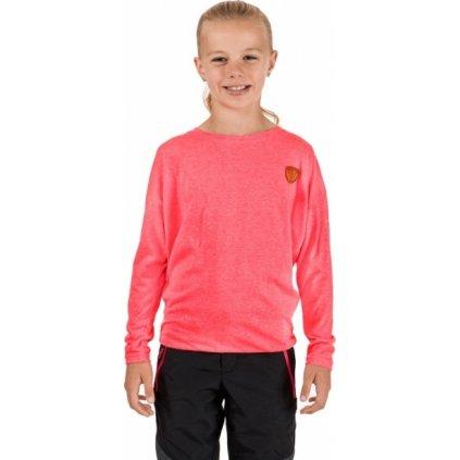 Dívčí triko SAM 73 Evie růžová