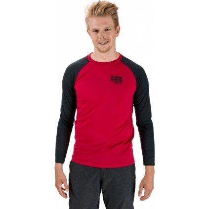Pánské triko SAM 73 Amit červená
