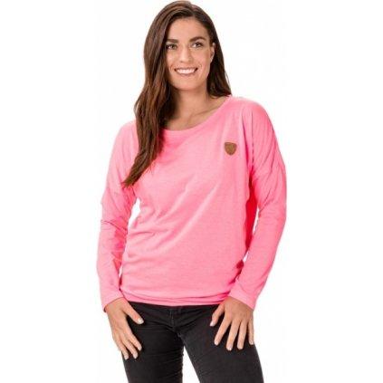Dámské triko SAM 73 Antonia růžová