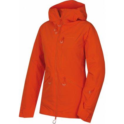 Dámská lyžařská bunda HUSKY Gomez L oranžová