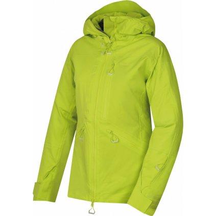 Dámská lyžařská bunda HUSKY Gomez L zelená
