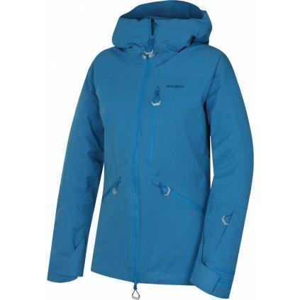Dámská lyžařská bunda HUSKY Gomez L modrá