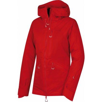 Dámská lyžařská bunda HUSKY Gomez L červená