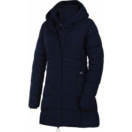 Dámský hardshell plněný kabátek HUSKY Normy L námořnická
