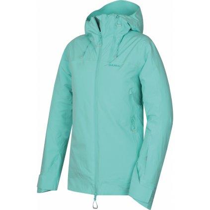 Dámská lyžařská bunda HUSKY Gambola L sv. tyrkysová