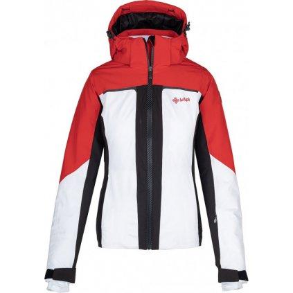 Dámská lyžařská bunda KILPI Madeia-w bílá