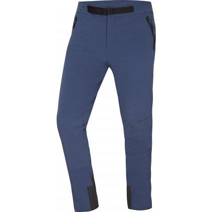 Pánské softshellové kalhoty ALPINE PRO Rohan modrá