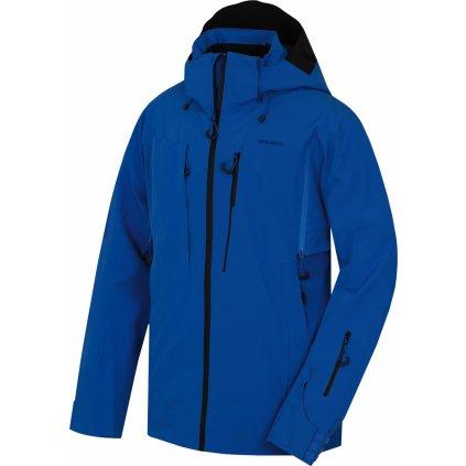 Pánská lyžařská bunda   Montry M modrá
