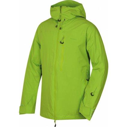 Pánská lyžařská bunda HUSKY Gomez M zelená